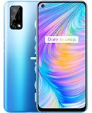 Realme Q2 5G CN Version 6.5 inch FHD plus 120Hz Refresh Rate Android 10.0 5000mAh 30W Superdart Charge 6GB 128GB Dimensity 800U 48MP Triple Rear Camera Blue
